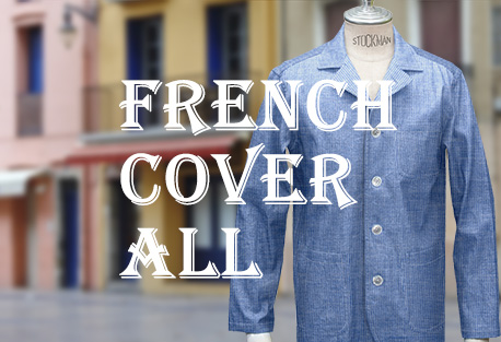 FRENCH COVER ALL。