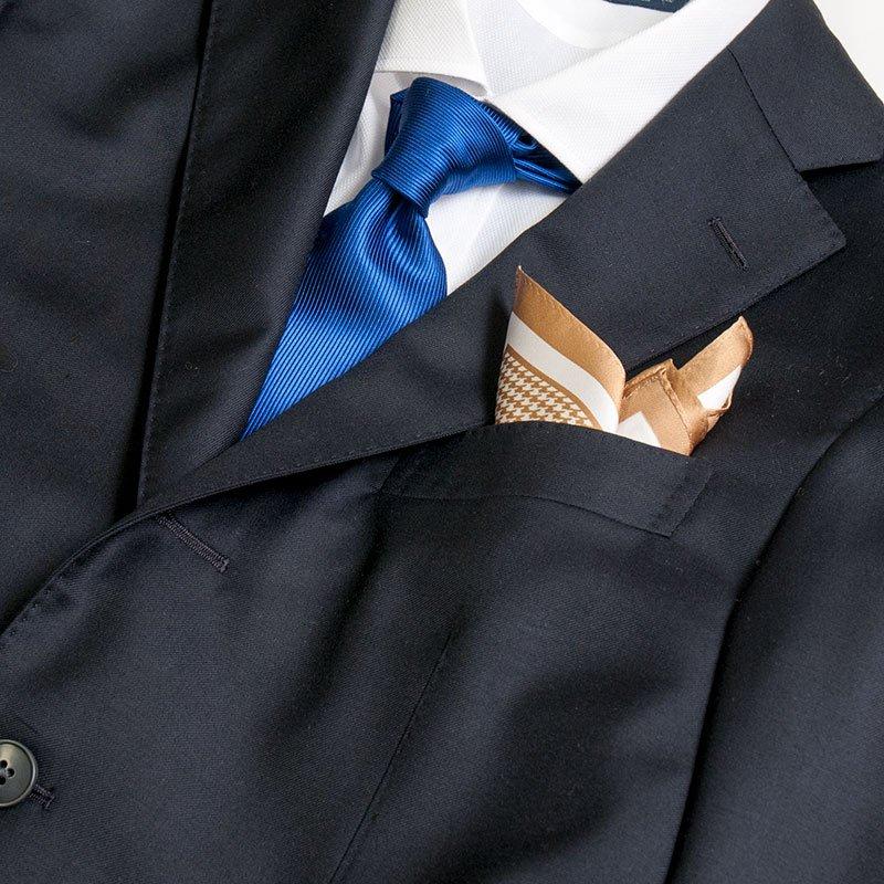 ポケットチーフイメージ