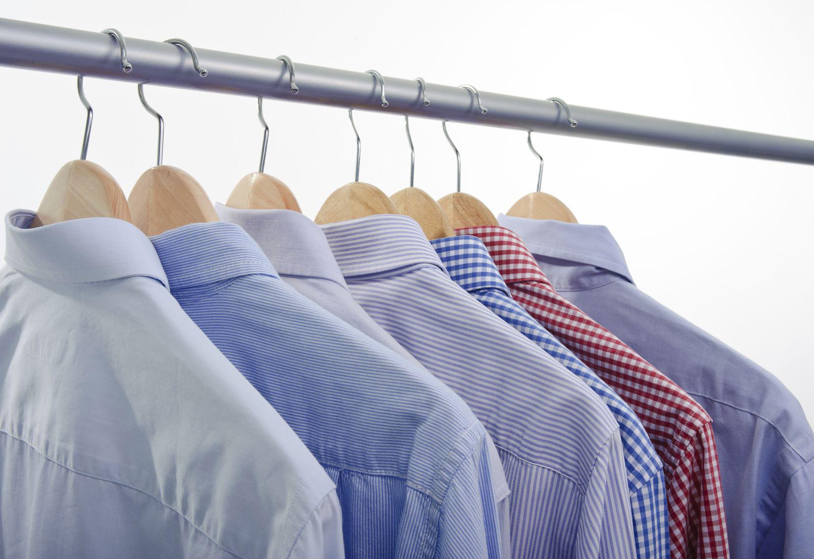 オーダーシャツの縮み